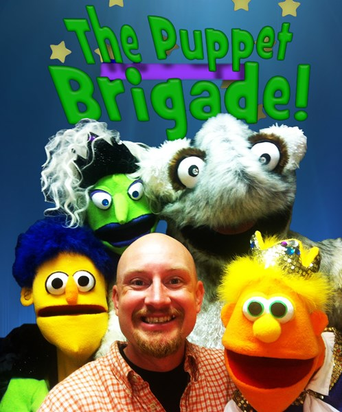 The Puppet Brigade - Puppeteer - Williamstown, MA