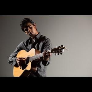 Jefferson Davis Acoustic Guitarist | Phoenix M. Rose