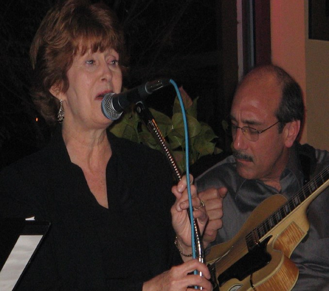 Rick and Robin DiIoia - Jazz Band - Dresher, PA