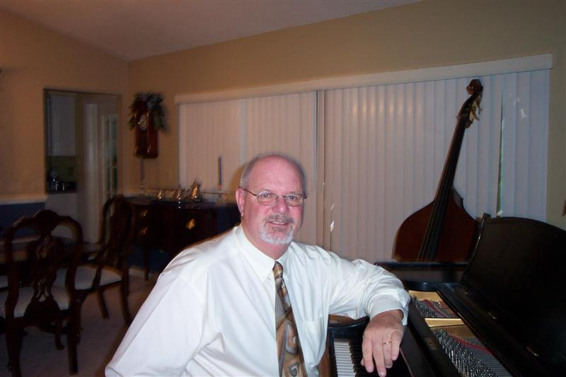 Mark Simmons Jazz Piano - Jazz Pianist - Vineland, NJ