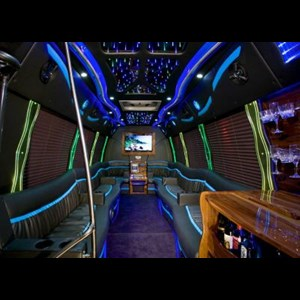 Pennsylvania Party Bus | Crown CLS
