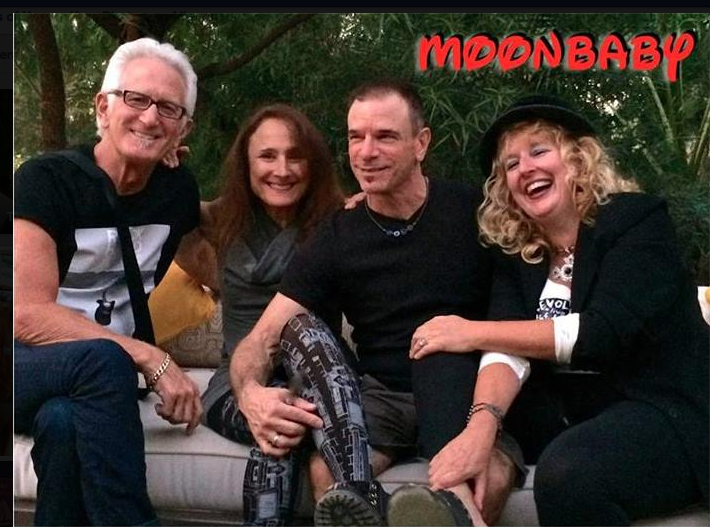 MoonBaby - Alternative Band - Palm Springs, CA