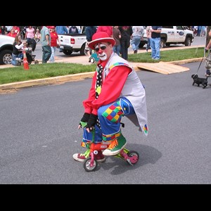Pennsylvania Clown | Sneakers the Clown