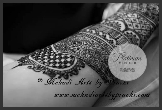 Mehndi Arts By Prachi - Henna Artist - Lawrenceville, NJ