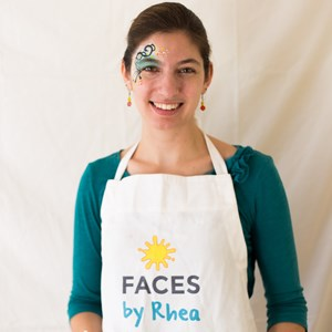 Alexandria Face Painter | Faces by Rhea