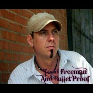 Powhatan Country Band | TODD FREEMAN and BULLET PROOF