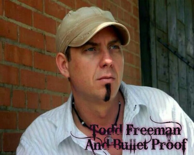 TODD FREEMAN and BULLET PROOF - Country Band - Tyler, TX