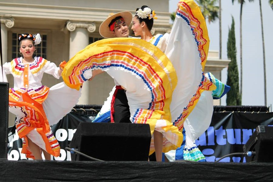 St. Mary's Ballet Folklorico - Mexican Dance Group - Dance Group - Redlands, CA