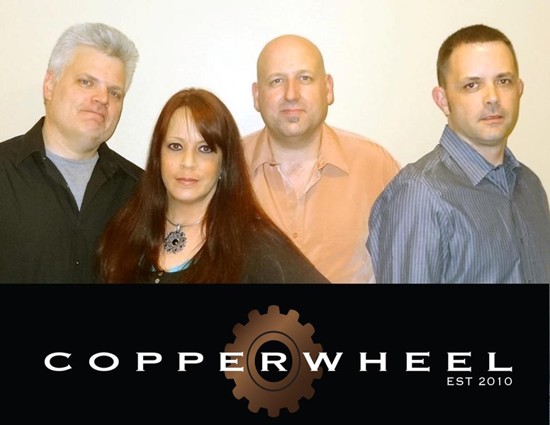 Copperwheel - Cover Band - Commerce Township, MI