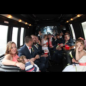 Hebron Party Bus | Elite MiniBus