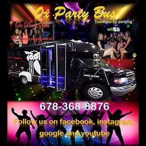 Dillard Wedding Limo | Ox Party Bus