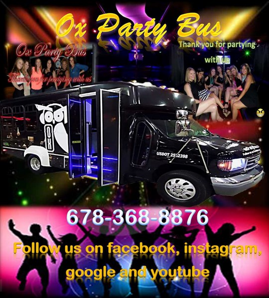 Ox Party Bus - Party Bus - Atlanta, GA