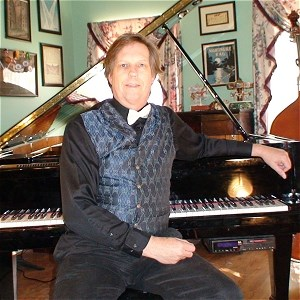 Steeles Tavern Pianist | Pianos By Bill