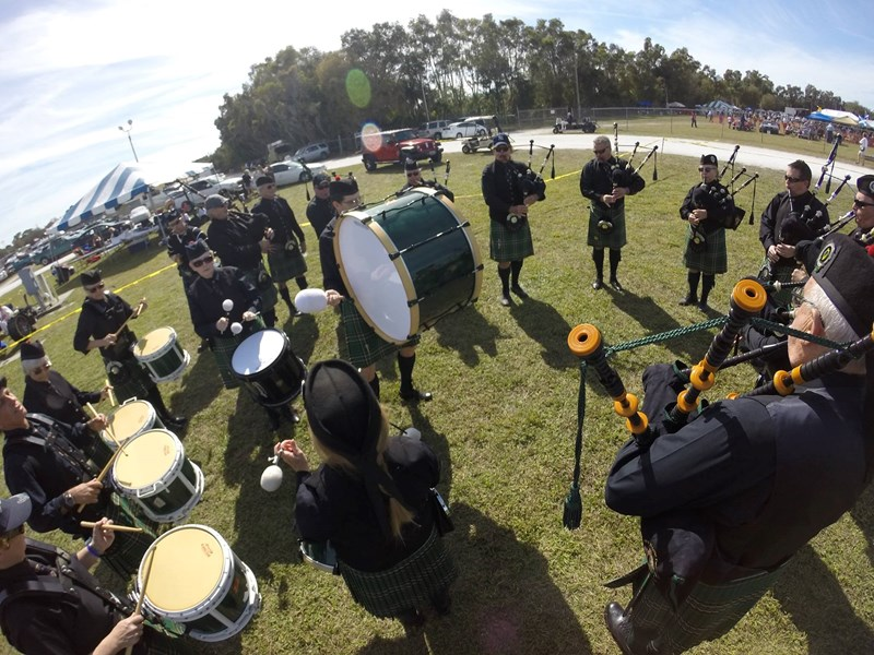 House of Winston Bagpipe Band - Bagpipe Band - Boca Raton, FL