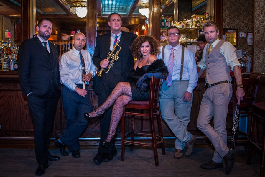 Svetlana & the Delancey Five - Jazz Band - New York, NY