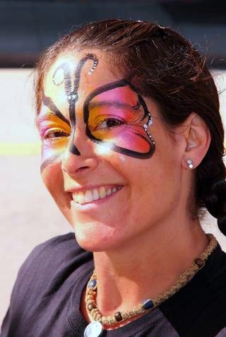 Michelle - Face Painter - Scotts Valley, CA