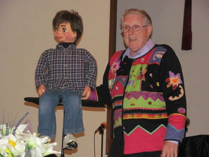 Dean's Balloons and Ventriloquism - Balloon Twister - Hilliard, OH