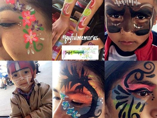 Joyful Facepaints & Entertainment - Face Painter - Oxnard, CA