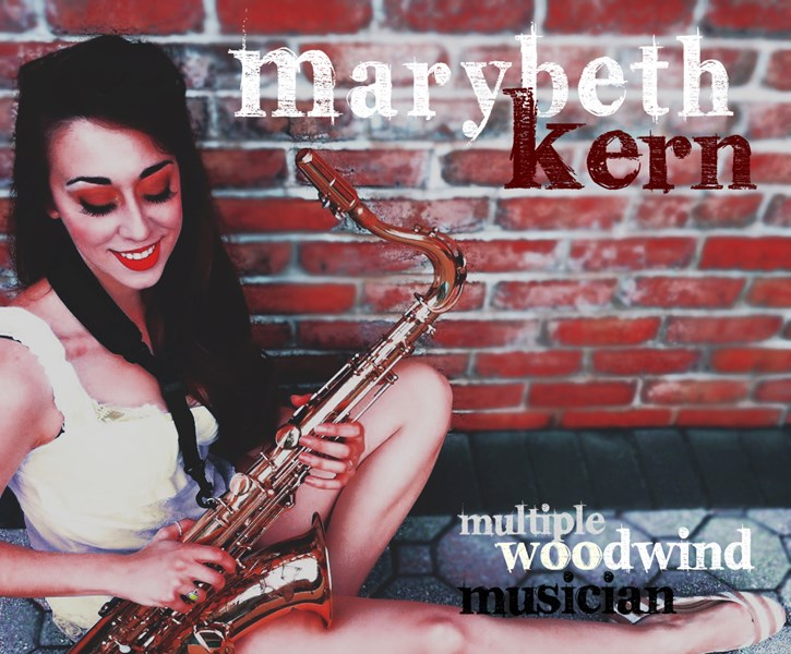 Marybeth Kern - Jazz Saxophonist - New York City, NY