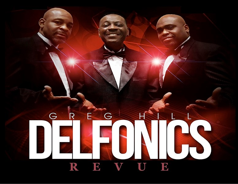 The Delfonics Revue Feat Greg Hill - R&B Band - New York City, NY