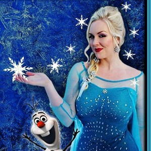 Fresno Princess Party | Elsa from Frozen