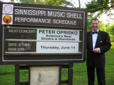 Peter Oprisko--Chicago's Singing Sensation! | Chicago, IL | Frank Sinatra Tribute Act | Photo #21