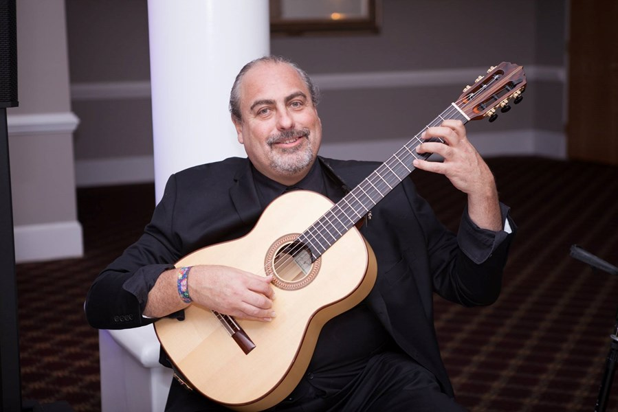 Victor Tarassov Classical Flamenco Guitar  - Flamenco Guitarist - Princeton, NJ