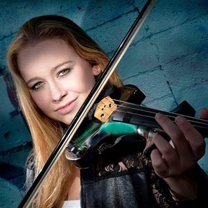 Alberta New Age Singer | Violin Girl