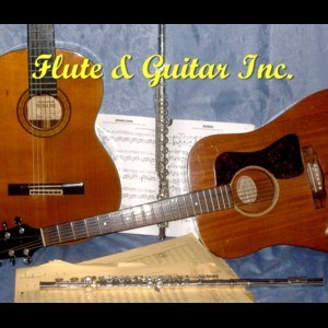 Melrose Park Folk Duo | Flute & Guitar Inc