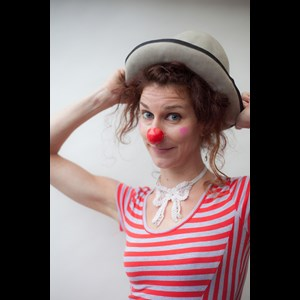 Spokane Clown | Harmony Bubbles