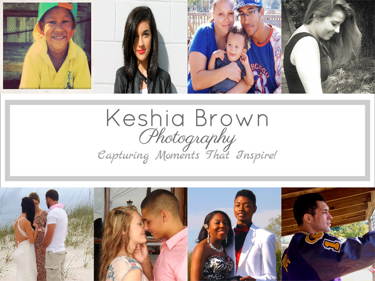 Keshia Brown Photography - Portrait Photographer - Fairhope, AL