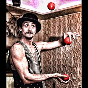 New York Juggler | Justin Wood Circus
