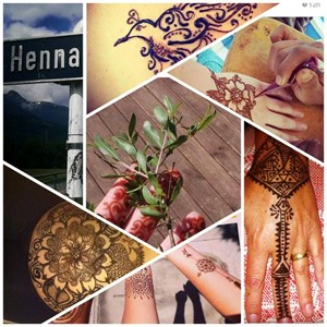 Santa Fe Face Painter | The Henna Fairy