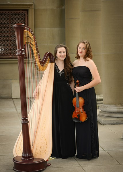 Sorella Chamber Music: harp, violin, and voice - Classical Duo - San Rafael, CA