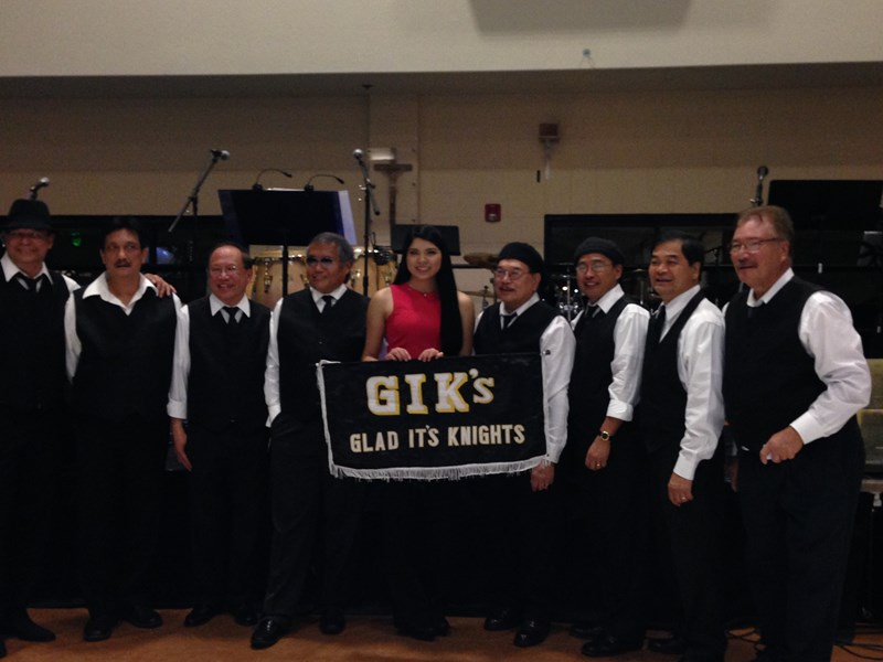 GIKs - Ballroom Dance Music Band - San Jose, CA