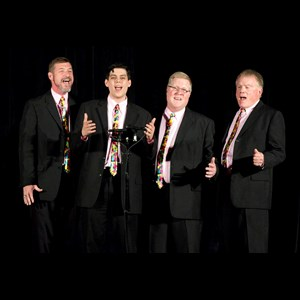 Oregon Barbershop Quartet | Fat City Four