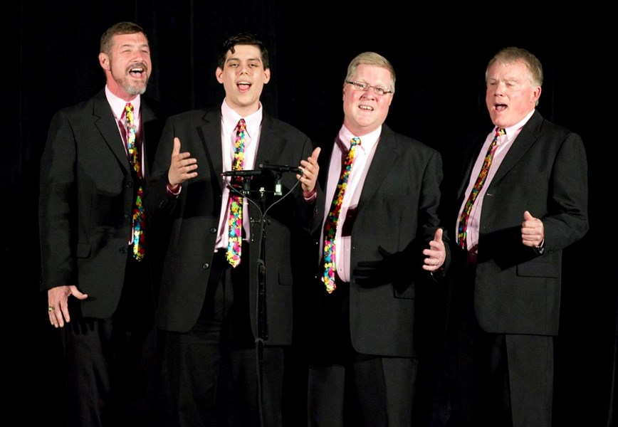 Fat City Four - Barbershop Quartet - Stockton, CA