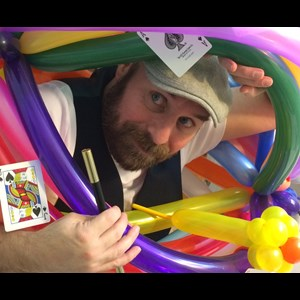 San Antonio Balloon Twister | Jeffrey Jester, Balloon Professor