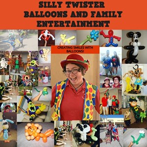 San Diego, CA Balloon Twister | Silly Twister Balloons and Family Entertainment