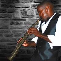 Reston Saxophonist | R.L. Walker