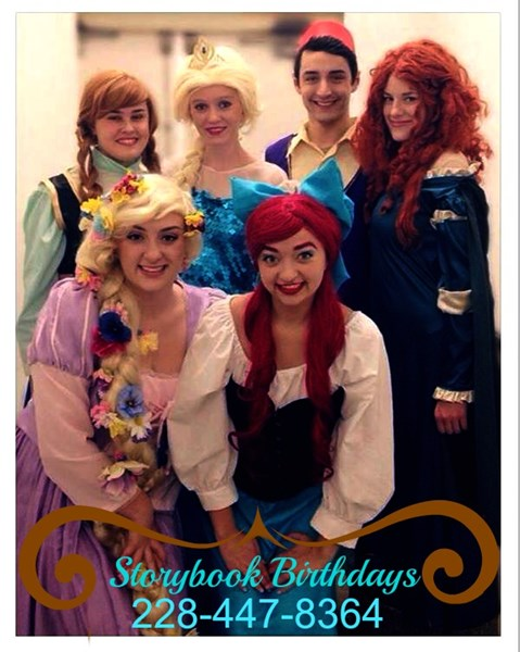 Storybook Birthdays - Costumed Character - Fort Lauderdale, FL