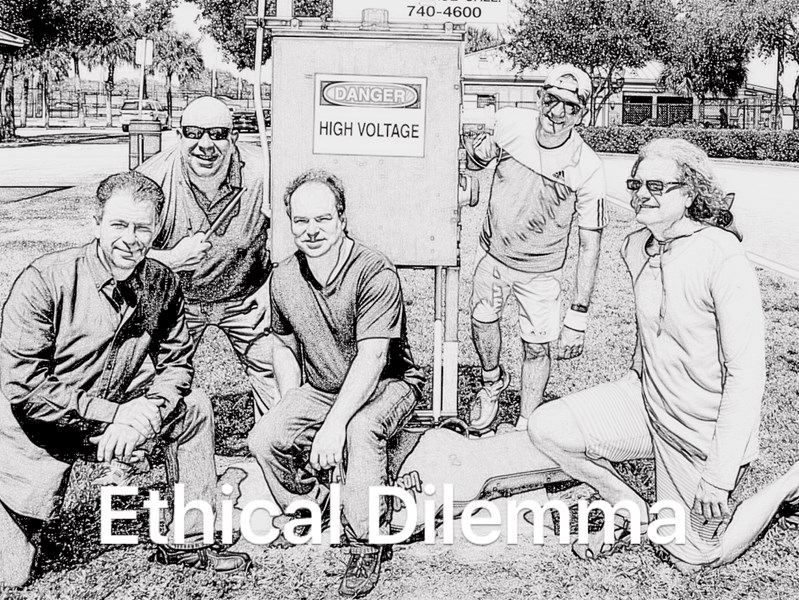 Ethical Dilemma - Rock Band - Boca Raton, FL