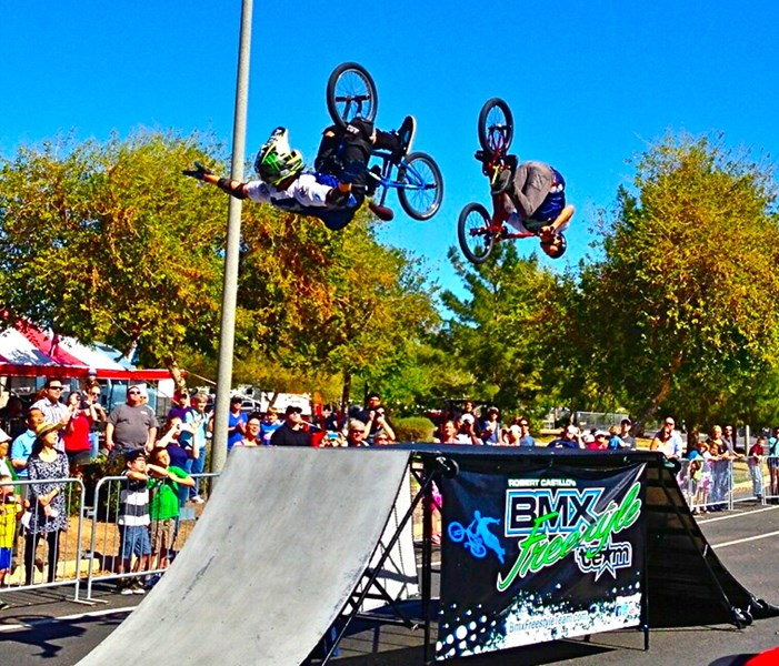 BMX Freestyle Team LLC - Stuntman - Corona, CA