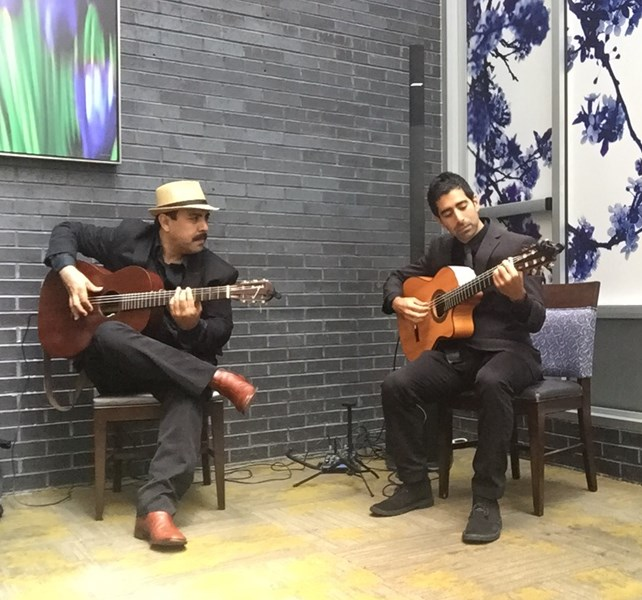 Alan & Hugo: Spanish, Flamenco & World Guitar - Flamenco Guitarist - Brooklyn, NY