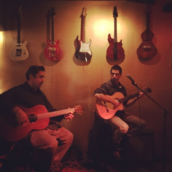 Alan & Hugo: Flamenco, Classical & World Guitar - Flamenco Guitarist - Brooklyn, NY