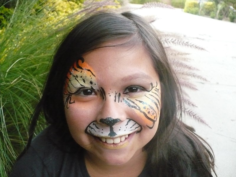 BRUSH ADVENTURE - Face Painter - Ontario, CA