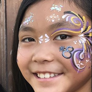 Chino, CA Face Painter | BRUSH ADVENTURE