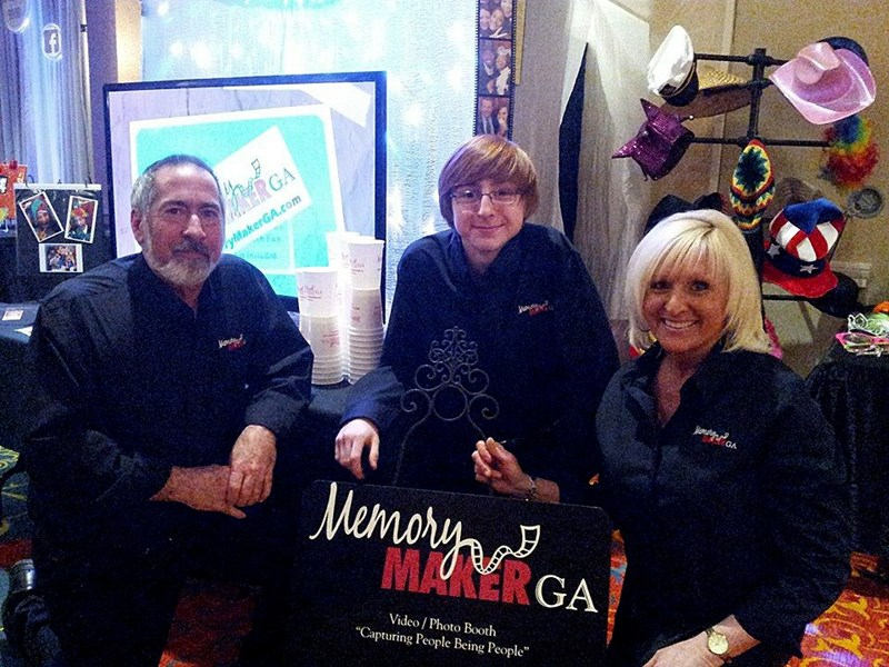 Memory Maker GA Photo Booth Entertainment - Photo Booth - Milton, GA
