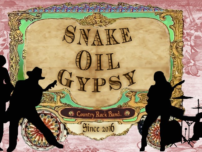 Snake Oil Gypsy - Country Band - Tucson, AZ