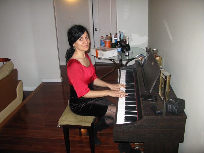 Shoista - Pianist - Pianist - Forest Hills, NY